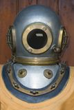 Vintage Diving Helmet Royalty Free Stock Photo
