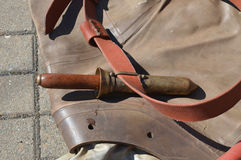 Vintage Diving Knife Royalty Free Stock Image