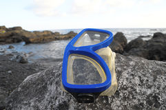 Vintage Diving Mask l Stock Photography