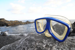 Vintage Diving Mask l Royalty Free Stock Photography