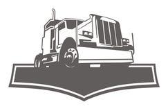 Vintage do caminhão Imagem de Stock