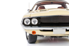 Vintage dodge car 1970 Stock Photo