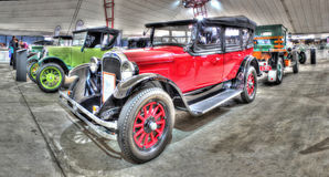 Vintage 1925 Dodge car Royalty Free Stock Photography