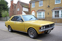 1973 vintage dodge colt Royalty Free Stock Photography