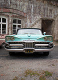Vintage 1959 Dodge Custom Royal Stock Photo
