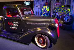 Vintage Dodge pick up (perfomance zone) Stock Photo