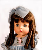 Vintage doll Stock Images
