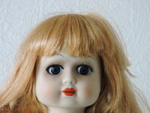 Vintage doll Royalty Free Stock Photos
