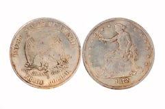 Vintage Dollar stock photos