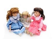 Vintage dolls Stock Image