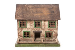 Vintage dolls house Royalty Free Stock Image