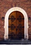 Vintage Door Royalty Free Stock Photo