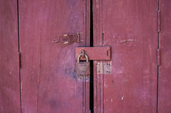 Vintage door Royalty Free Stock Photos