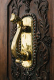 Vintage Door Knob Stock Photo