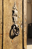 Vintage door knob Stock Photography