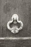 Vintage Door Knocker Royalty Free Stock Image