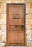 Vintage door Stock Photography