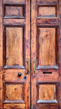 Vintage door Stock Photo