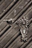 Vintage Doorknob Royalty Free Stock Photos
