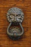 Vintage doorknocker Stock Image