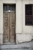 Vintage Doors Royalty Free Stock Photo