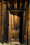 Vintage Doorway Royalty Free Stock Photography