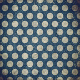 Vintage dots background. Illustration stock image
