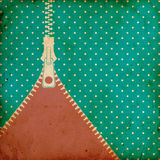 Vintage dotted background Royalty Free Stock Photo