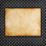 Vintage dotted background Royalty Free Stock Images