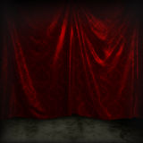 Vintage drapes Royalty Free Stock Image