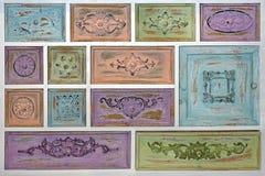 Vintage Drawers Royalty Free Stock Photos