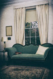 Vintage Drawing Room Royalty Free Stock Photography