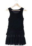 Vintage dress Stock Images