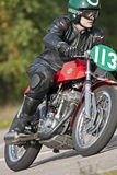 Vintage Ducati sprint Royalty Free Stock Images
