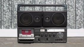 Vintage e hifis retros e rádios video estoque