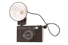 Vintage east germany camera Royalty Free Stock Photography