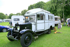 Vintage 1931 Eccles Motor Home. Stock Images