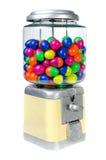 Vintage Eggs Slot Machine on White Background Royalty Free Stock Photo