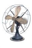 Vintage Electric Fan oblique view Stock Image