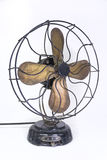 Vintage electric fan Royalty Free Stock Photos