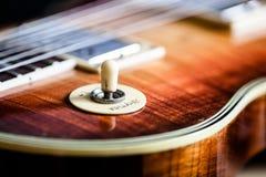 Vintage Electric Guitar Stock Photos