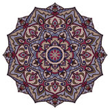 Vintage elegance mandala. Royalty Free Stock Photography