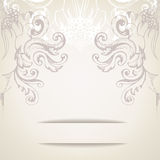 Vintage elegant background for invitations Stock Photos