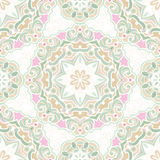 Vintage element for design in Eastern style. Royalty Free Stock Photography