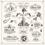 Vintage elements and page decoration.  Design Royalty Free Stock Photography