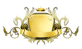 Vintage emblem Stock Images