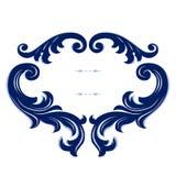 Vintage emblem border Royalty Free Stock Image