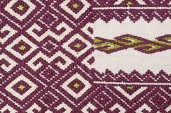 Vintage Embroidery Textile Design Royalty Free Stock Photos