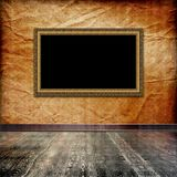 Vintage empty interior Royalty Free Stock Images