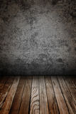 Vintage - empty room Royalty Free Stock Photo